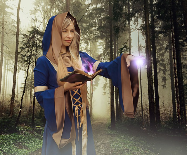 sorceress 2980452 640 - Spells of Magic That Work